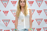 Ashley Benson Loose Blouse