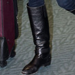 Ashley Greene Knee High Boots