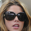Ashley Greene Oversized Sunglasses
