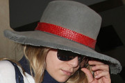 Ashley Olsen Wide Brimmed Hat