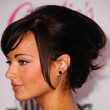 Ashley Rickards Hair - Messy Updo