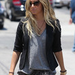 Ashley Tisdale Clothes - Blazer