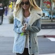 Ashley Tisdale Clothes - Denim Jacket