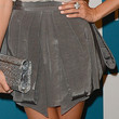 Ashley Tisdale Mini Skirt