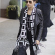 Ashley Tisdale Accessories - Patterned Scarf