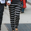Ashley Tisdale Clothes - Print Pants