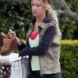 Ashley Tisdale Clothes - Utility Jacket
