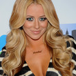 Aubrey O'Day Hair - Long Wavy Cut