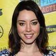 Aubrey Plaza Hair - Medium Layered Cut