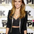 Audrina Patridge Clothes - Fitted Jacket