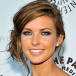 Audrina Patridge Hair - Loose Bun