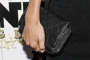 Audrina Patridge Quilted Clutch