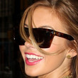 Audrina Patridge Sunglasses - Rectangular Sunglasses
