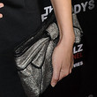 Autumn Reeser Leather Clutch