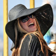 Avril Lavigne Sun Hat
