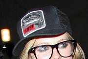 Avril Lavigne Trucker Hats