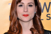 Aya Cash Shoulder Length Hairstyles