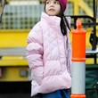 Bailee Madison Puffa Jacket