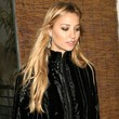Beatrice Borromeo Hair - Long Straight Cut