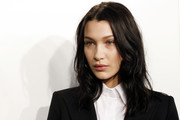 Bella Hadid Shoulder Length Hairstyles