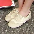 Bella Thorne Shoes - Flat Oxfords