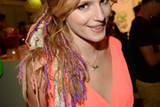 Bella Thorne Ponytail