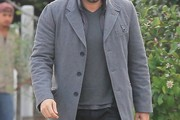 Ben Affleck Wool Coat