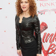 Bernadette Peters Clothes - Leather Jacket