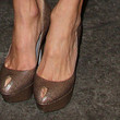 Bethenny Frankel Peep Toe Pumps