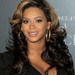 Beyonce Knowles Hair - Long Curls