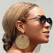Beyonce Knowles Hair - Loose Bun