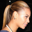Beyonce Knowles Hair - Ponytail