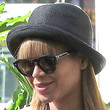 Beyonce Knowles Hats - Straw Hat