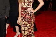 Bianca Brandolini D'adda Evening Dress
