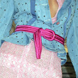 Bijou Phillips Accessories - Satin Belt