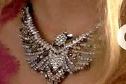 Blake Lively Diamond Statement Necklace