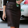 Blake Lively Clothes - Pencil Skirt