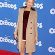 Blake Lively Clothes - Wool Coat