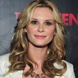 Bonnie Somerville Hair - Long Curls with Bangs
