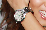 Brenda Song Sterling Bracelet Watch