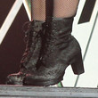 Britney Spears Lace Up Boots