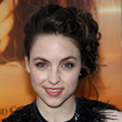 Brittany Curran Hair - Pinned Up Ringlets