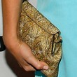 Brittany Snow Beaded Clutch