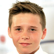 Brooklyn Beckham Hightop Fade
