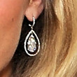 Brooklyn Decker Dangle Decorative Earrings