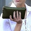 Brooklyn Decker Leather Wristlet