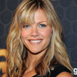 Brooklyn Decker Long Wavy Cut with Bangs