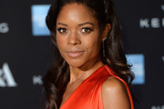 Naomie Harris Retro Hairstyle