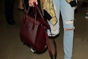 Candice Swanepoel Cross Body Tote