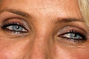 Cameron Diaz Smoky Eyes